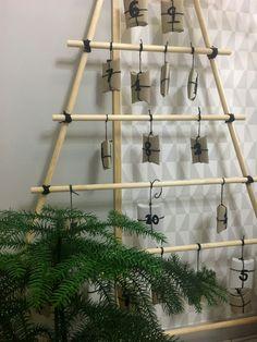 Hemmagjord Julkalender - gran   homebysturgess Blogg