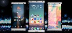 Idea concepto de cómo sería el Galaxy S5