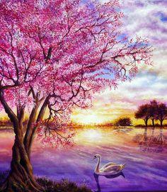 Twisted Blossom by AnnMarieBone_周李明 - 美丽鸟