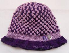 Yep yeni bir Şapka modeli, dut iple şapka örneği yapılışı tabiki burada:http://www.marifetane.com/2014/01/dut-ip-ile-tg-isi-sapka-bere-yapls.html