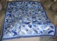 blue jean quilt - Bing Images