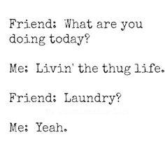 Thug life #funny •