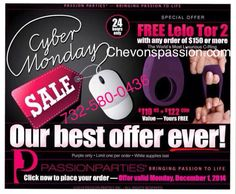 Today only Cyber Monday sale spend 150 and get lelo Tor 2 free only Dec 1st #passionpartiesbychevon www.chevonspassion.com