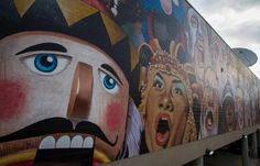 Take a walking tour of the amazing street art that decorates downtown Cincinnati and beyond.