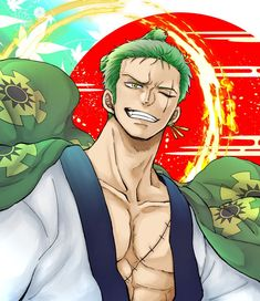 Zoro One Piece, One Piece Anime, Allen Walker, K Project, Roronoa Zoro, Good Manga, Hunter X Hunter, Art Pieces, Pandora