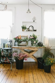 I want a home filled with flowers and light  Pretty Street Botanicals | Nicole Franzen | Flickr - Photo Sharing!
