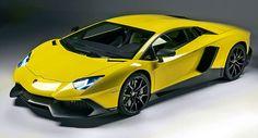 New Lamborghini Aventador LP720-4 50 Anniversario Edition  www.Carscoops.com