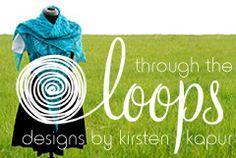 through the loops: designs by kristen kapur