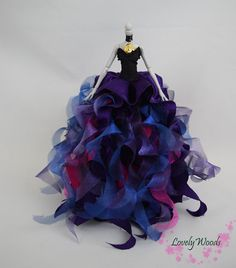 Monster Ever After Clothes Sea Witch Ursula Little by LovelyWoods