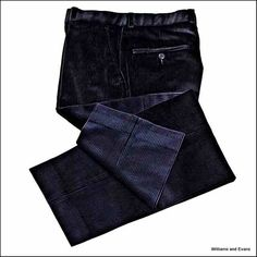 Navy blue needle corduroy trousers are a fine smooth cord , with navy blue you get a elegant suave trouser with a silk style finish stunning.