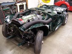austin healey 3000 rear suspension - Google Search