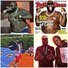 Rick Ross After Weight Loss CoolSculpting is a great new way to shed extra body fat.