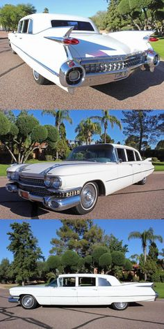 1959 Cadillac Fleetwood Series 75 Limousine