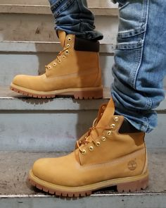 MenS Scuff Proof Waterproof Boot Wheat - Mens Boots - Ideas of Mens boots Timberland Outfits Men, Timberland Stiefel Outfit, Timberland 6, Timberland Fashion, Tims Boots, Timberlands Shoes, Timbaland Boots, Jeans Und Sneakers, Mens Boots Fashion