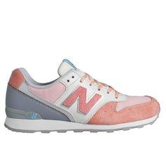 Zapatillas casual de mujer WR996 New Balance - Calzado - Casual - Sneakers - El Corte Inglés - Deportes