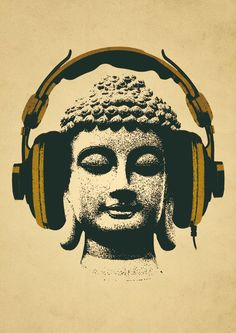 turn off your mind #headphones #music #edm #dj #cans #musicart http://www.pinterest.com/TheHitman14/headphones-microphones-%2B/