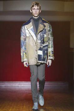 Maison Martin Margiela Menswear Fall Winter 2015 Paris