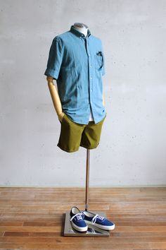 Suggestion of The Summer Men's Shirt Style