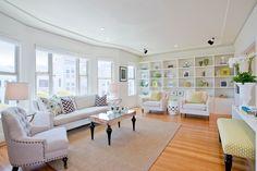 bibliothèque living room - Recherche Google