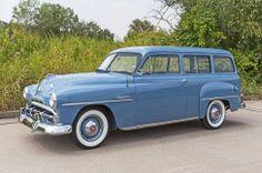 1952 Plymouth Suburban