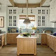 30 Best Mixed Paint Wood Cabinets Images In 2016 Kitchens New