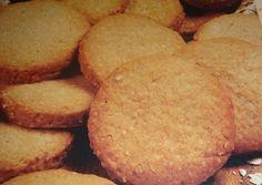 Galletitas de miel y avena Receta de Norali - Cookpad Cookies Receta, Sugar Free Breakfast, Honey Cookies, Filipino Desserts, Pan Dulce, Sin Gluten, Easy Cooking, Finger Foods, Cornbread