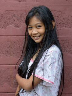 very cute preteen girl | da the foreign photographer - ฝรั่งถ่