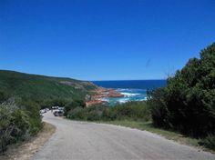 Noetsie Beach parking, South Africa