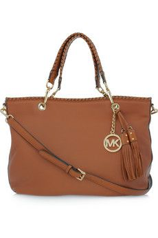 MICHAEL MICHAEL KORS  Bennet leather tote