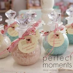 Gender Party, Client Gifts, Christening, New Baby Products, Place Card Holders, Candles, In This Moment, Handmade, Wedding