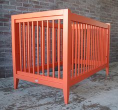 colored crib  @Olivia Wenger what do you think about this color?