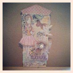 Love created by Bona Rivera-Tran.