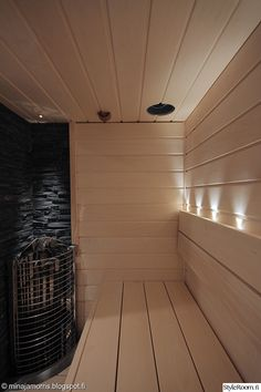People have been enjoying the benefits of saunas for centuries. Spending just a short while relaxing in a sauna can help you destress, invigorate your skin Sauna Steam Room, Sauna Room, Saunas, Small Bathroom Storage, Laundry In Bathroom, Sauna Lights, Mobile Sauna, Sauna Shower, Stone Wall Design