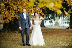 Adena and Jared's Fall Wedding at Cranwell - Berkshire, MA - Tricia McCormack Photography