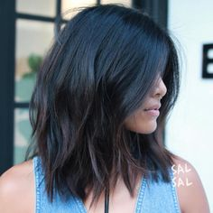 Hair that makes you feel Sexy Hair that makes you feel Sexy – Farbige Haare Medium Hair Styles, Curly Hair Styles, Natural Hair Styles, Trending Hairstyles, Bob Hairstyles, Medium Brunette Hairstyles, Modern Hairstyles, African Hairstyles, Short Hair Cuts