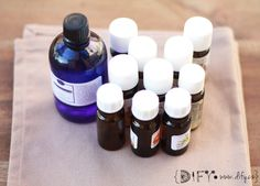 Začínáte s éterickými olejíčky? Detox, Convenience Store, Blog, Cosmetics, Homemade, Diy, Top, Convinience Store, Bricolage
