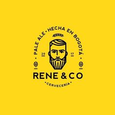 Follow us @logoinspirations Rene and Co. by @reneagudelo - LEARN LOGO DESIGN @learnlogodesign @learnlogodesign - Want to be featured next? Follow us and tag #logoinspirations in your post