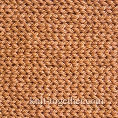 Crochet Stitches Description : Bosnian crochet - detailed description and crochet chart #crochet # ...
