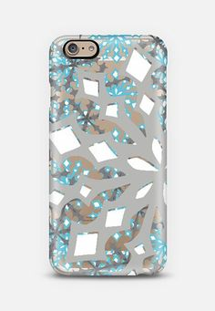 Chilly iPhone 6 case by Miranda Mol