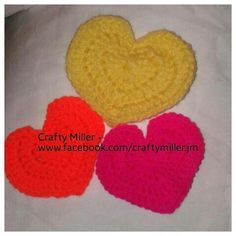 Did you know the hanging hearts can come in many colours? Hanging Hearts, Wedding Anniversary, Colours, Crafty, Canning, How To Make, Marriage Anniversary, Wedding Day, Home Canning