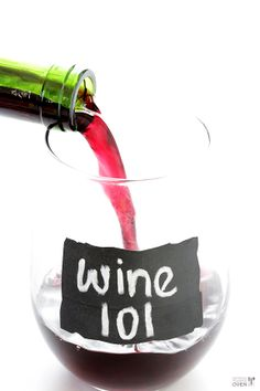 Wine 101 -- a new series discussing all things #wine! | gimmesomeoven.com