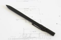 Made From Titanium The Tipe Is A Pen Like No Other #design #designer #products #gadget #gear