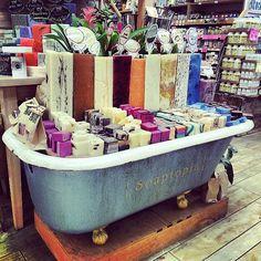 soap display #santabarbara | Kelly Lane | Flickr