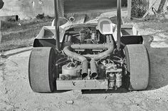 The inner workings of the Real Racing, Sports Car Racing, Race Cars, Auto Racing, Vintage Racing, Vintage Cars, Vintage Auto, Road Rally, Race In America