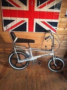 c551e899d99 Mk1 Raleigh Chopper Custom Built With All Original Parts Raleigh Bicycle,  Raleigh Bikes, Raleigh