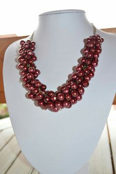 Beads Necklace handmade jewelry