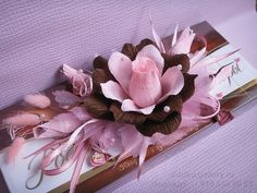 lovely pink and brown decor by SladkO