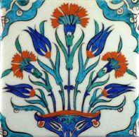 cini-pattern-examples-in-vase-cicek.jpg × - cini-pattern-examples-in-vase-cicek. Ceramic Tile Art, Ceramic Painting, Turkish Tiles, Turkish Art, Islamic Tiles, Islamic Art, Turkish Design, Tattoo Feminina, Diy Tattoo