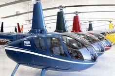 Robinson R66 turbine receives Russian certification