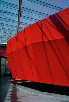 Studio Odile Decq, Luigi Filetici · MACRO - Museo d'Arte Contemporanea di Roma · Divisare